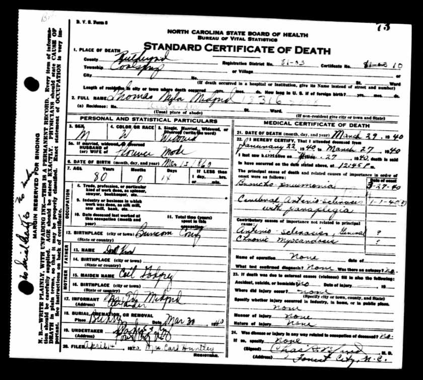 thomas-naylor-medford-death-certificate